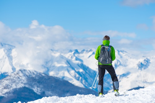 Szybka nauka jazdy na nartach dla dzieci!