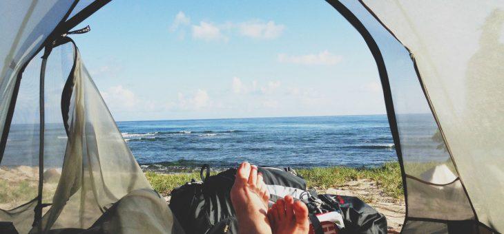 Właściwie dopasowany namiot do sposobu użytkowania