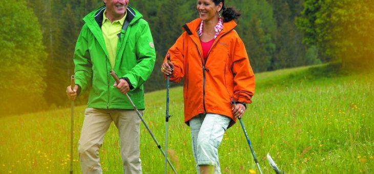 Kijki nordic walking – sport dla każdego