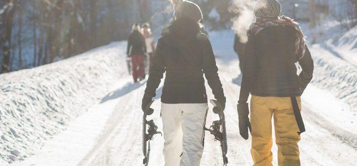 Jak się ubrać w górach w zimie?