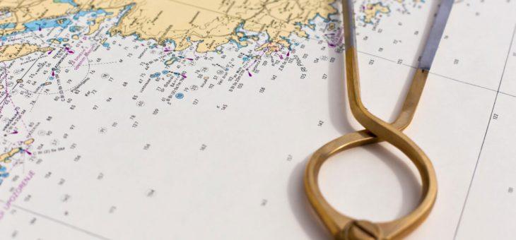 Efektywny kurs nawigacji morskiej
